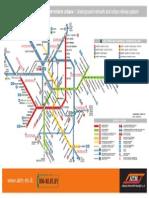 Mappa Metro