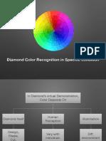 Presentation on Diamond Color
