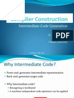 06.Intermediate Code Generation