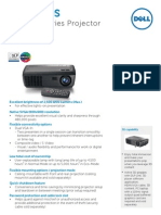Dell 1210S Projector Brochure (1)