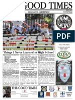 The Good Times Schools' Newspaper, South Africa March 2014