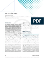 Selección EPOC. Revista PubEPOC núm 7