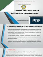 Circuitos e Instalaciones Electricas Industriales Clases