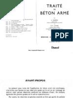 Traite de Beton Arme - Tome VI - Reservoirs Chateaux Eau Piscines