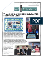 CAN Newsletter May 2014