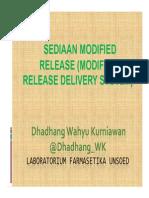 Sediaan Modified Release Compatibility Mode