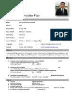 CV of Eng.Atef