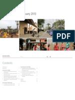 GPM Bi Annual Report January 2013