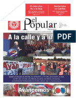 El Popular 266 PDF Órgano de prensa del Partido Comunista de Uruguay
