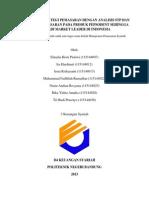 Penerapan Strategi Pemasaran Dengan Analisis Stp Dan 4p Bauran Pemasaran Pada Produk Pepsodent Sehingga Menjadi Market Leader Di Indones-libre