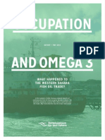Occupation and Omega3 (2014)