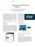 Droid Ei an Approach to Android Electronic Integration