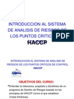 HACCP Catering