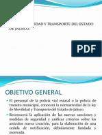 Ley de Movilidad y Transporte Del Estado de Jalisco