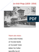 Sai Gon Thoi Phap