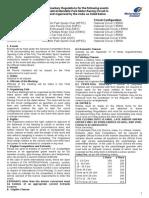 2014 Supplementary Regs
