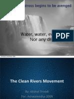 River Pollution - Akshat Trivedi - IIM Indore