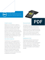Dell Venue 7 Brochure