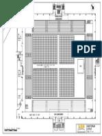 Auditorium Seating Layout Nov 11