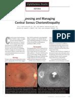 4.Diagnosing and Managing CSCR