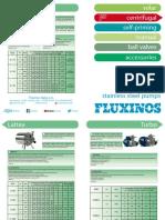 Centrifugal pumps - Lattea, Turbo, El