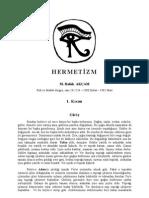 Hermetizm - Haluk Akçam