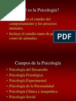 ciencia psicologica