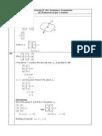 Nyjc h2 Math p1 Solution
