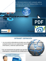 Intranet Exp d. Aplicaciones