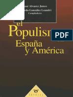 Populismo Velasquista_De La Torre