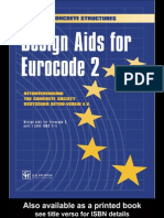Design Aids for Eurocode 2 Design of Concrete Structures