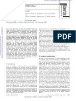 Defectchemistry of Vanadium