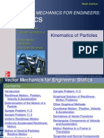 Kinetics Kinematics mechanics