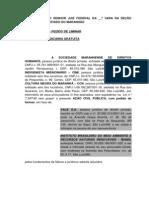 1o. - petição inicial - ACP Duplicação EFC - petição inicial - versão definitiva (2)