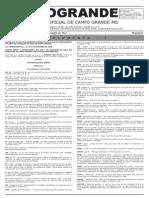 Lei de Ordenamento Do Uso e Ocupação Do Solo de Campo Grande