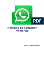 XMPP  WhatsApp