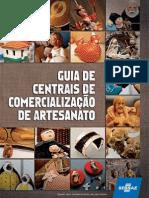 Guia de Centrais de Comercializacao de Artesanato