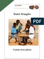 Damii - Ghana Draughts History & Rules