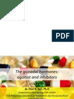 Estrogen, Progesteron and Inhibitor Dr. Flori