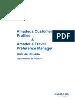 Amadeus Customer Profiles