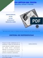 Ejemplos de Confeccion de Citas Bibliograficas