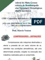 Aula 03 CPH -Geração de Ar Comprimido