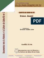 Iroso Juani
