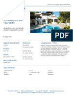 Casa en Venta en Ibiza Cerca del Campo de Golf