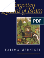 Fatima Mernissi Forgotten Queens of Islam 1997