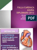 Falla Cardiaca a. Diplomado