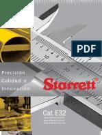 Catalogo General de Productos Starrett e32