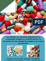 intoxicación por salicilatos y cuidados de enfermeria