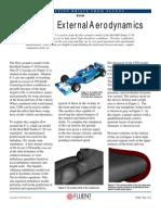 Cars-Formula 1 External Aerodynamics - Fluent
