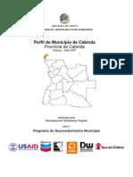 Perfil Cabinda 2007